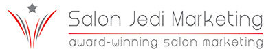 Salon Jedi Marketing Logo
