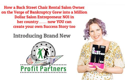 Salon business coach