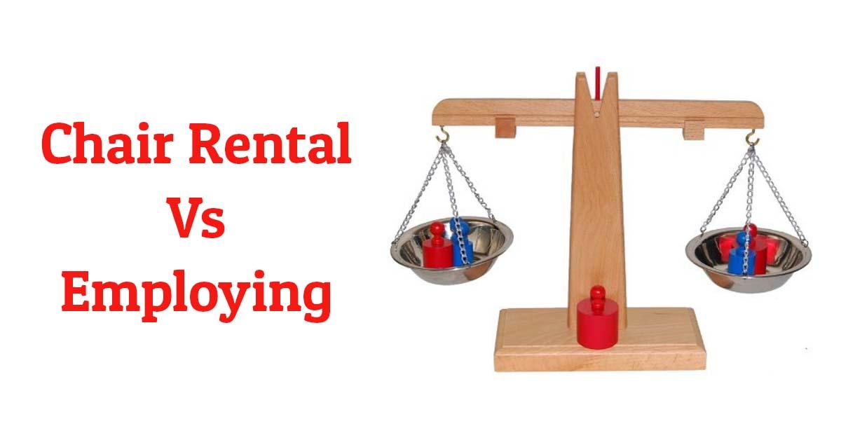 Chair Rental Vs Employing