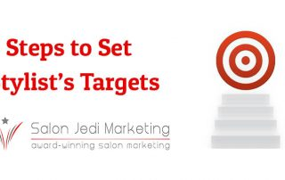 3 Steps to Set Stylist's Targets