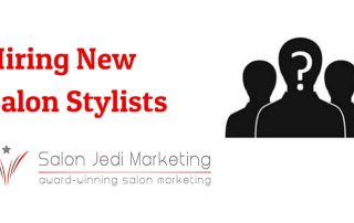 Hiring New Salon Stylists