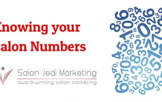 Knowing your Salon Numbers