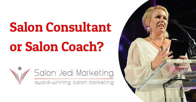 Salon Consultant or Salon Coach