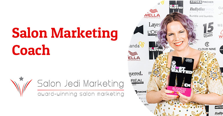 Salon Marketing Coach